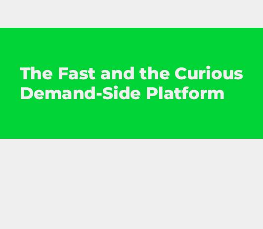 demand-side platform