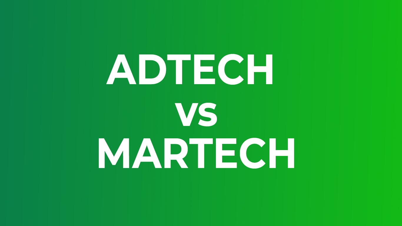Adtech and Martech