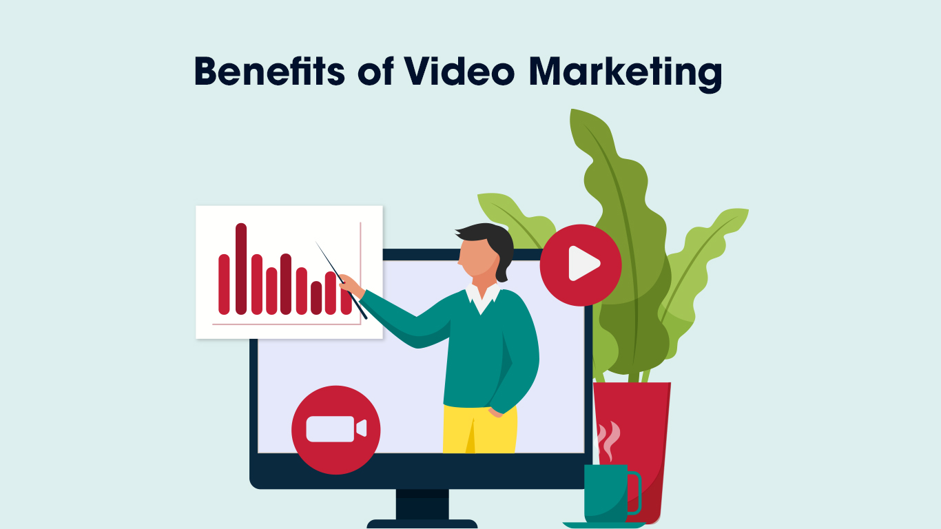 Benefits Video Marketing