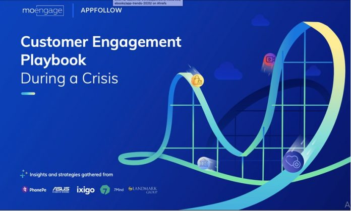 What's your App Adoption Trend during this Crisis? : Growth, Slowdown, or Unchanged: Customer Engagement Playbook by MoEngage and AppFollow